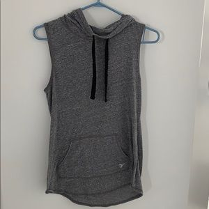 Old Navy Hooded Tank Top